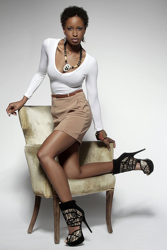 Photo of ENVE Models model Kahleah