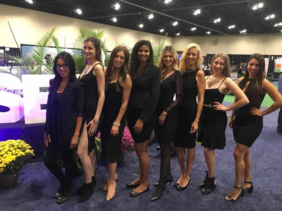 ENVE Models at Synergy 2019