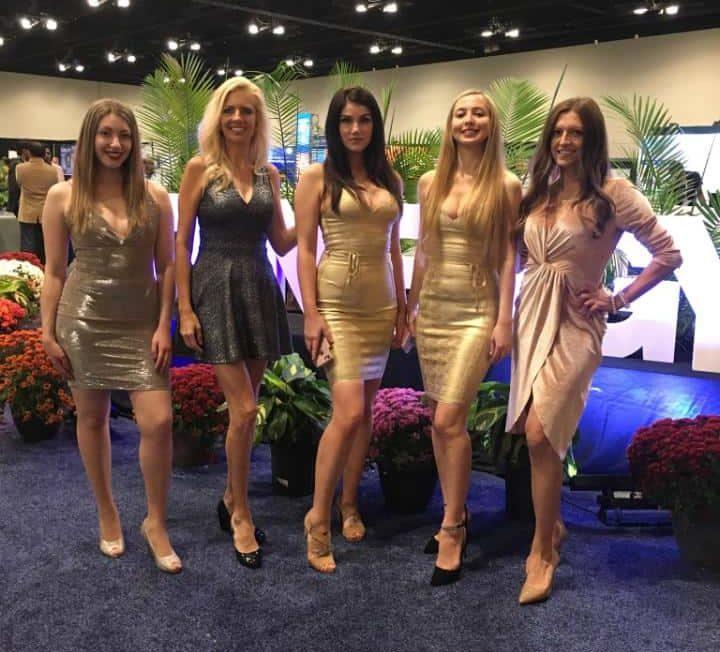 ENVE Models at Synergy 2019